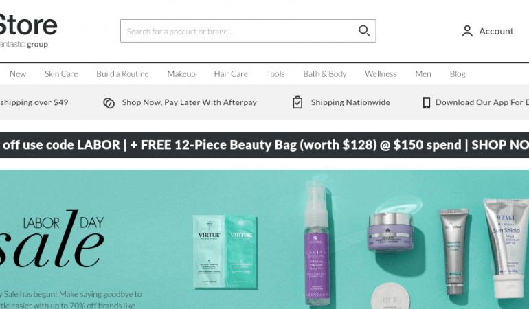 SkinStore優惠券、折扣碼