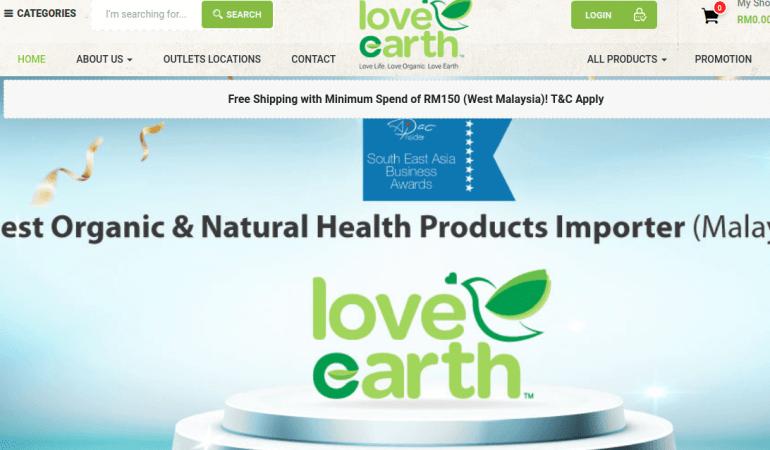 Love Earth 馬來西亞