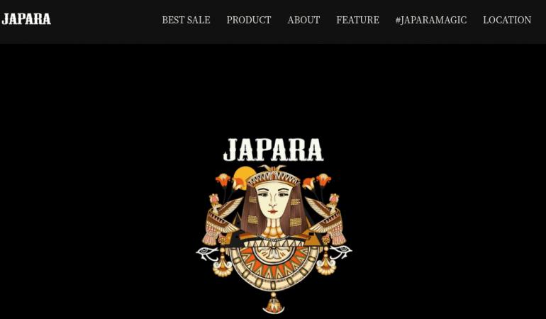JAPARA 埃及香氛精萃
