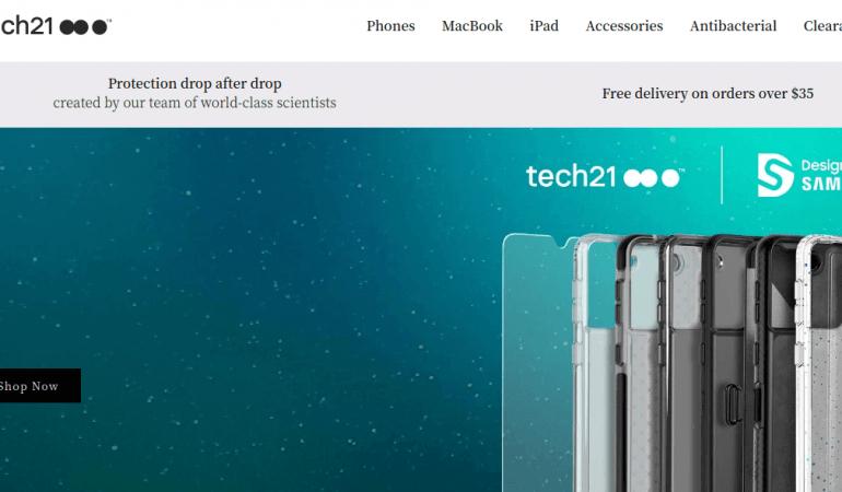 Tech21 保護殼